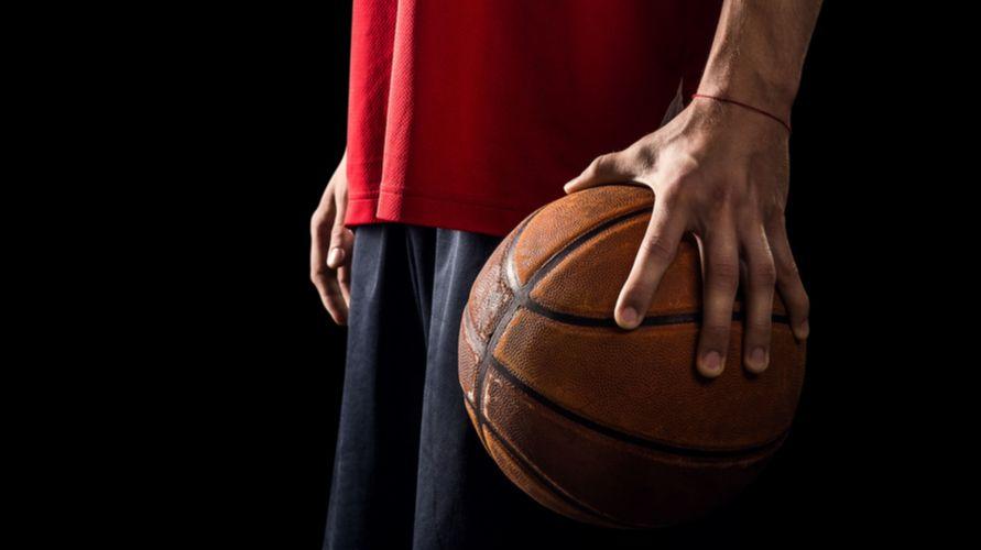 Permainan bola besar bola basket
