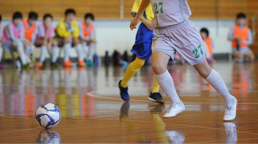 Futsal permainan bola besar