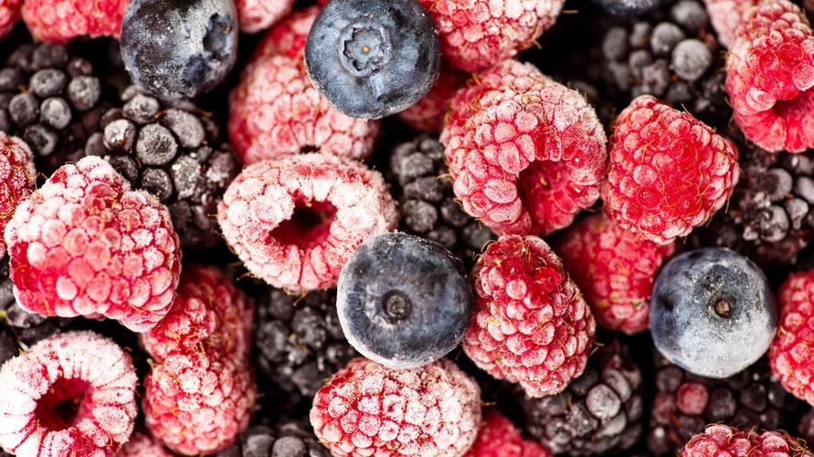 Buah beku juga dapat kehilangan nutrisinya jika terlalu lama