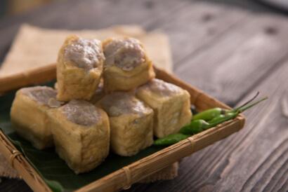 Tahu bakso goreng cocok dijadikan teman ngemil maupun lauk
