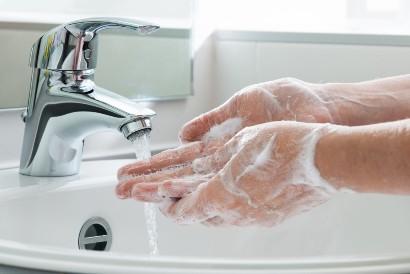 Rajin cuci tangan akan bantu mencegah penularan norovirus