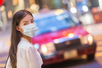 Cara cegah virus corona di tempat kerja yang penting adalah memakai masker
