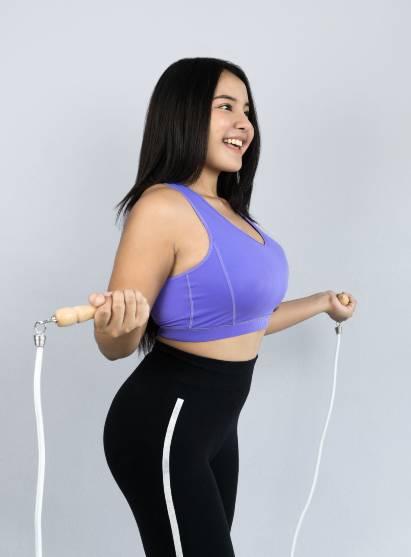 Skipping untuk kendalikan lemak subkutan