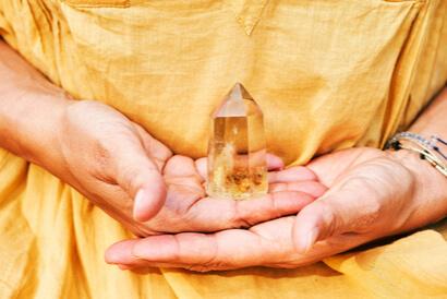 Crystal healing dengan batu citrine dapat mendorong keoptimisan