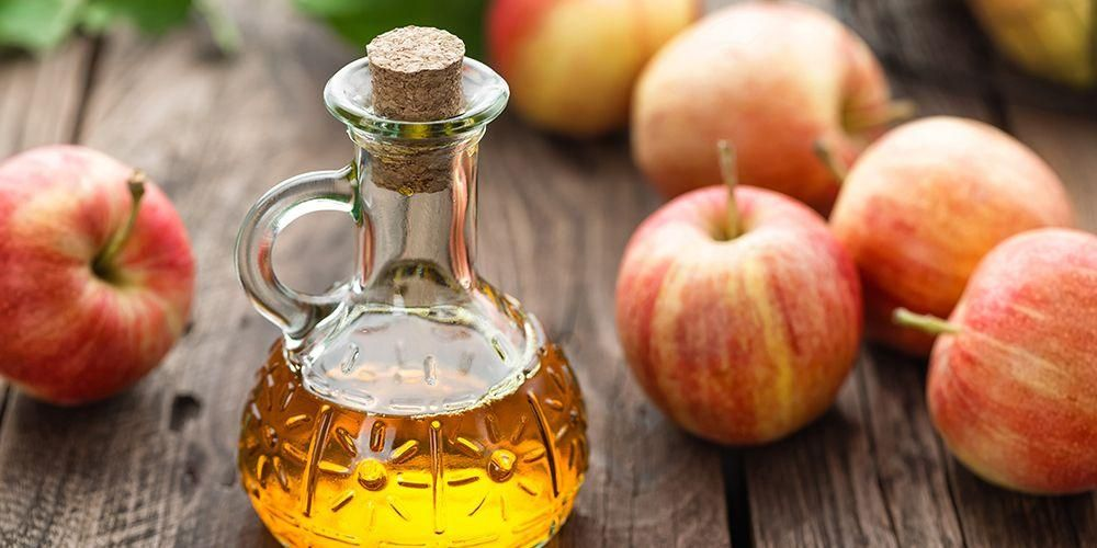 Bukan masker sperma bisa jadi obat jerawat melainkan cuka apel bisa jadi cara alami