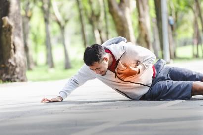 Detak jantung yang terlalu tinggi saat olahraga dapat menyebabkan serangan jantung
