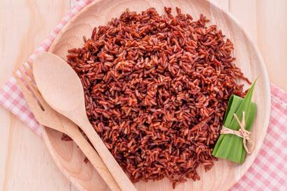Diet nasi merah cocok untuk menurunkan berat badan