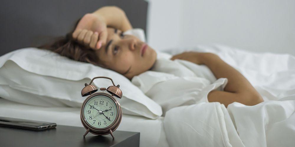 Efek samping antipsikotik atipikal adalah sulit tidur