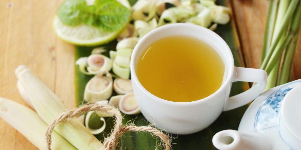 Wedang sereh minuman herbal untuk hangatkan badan