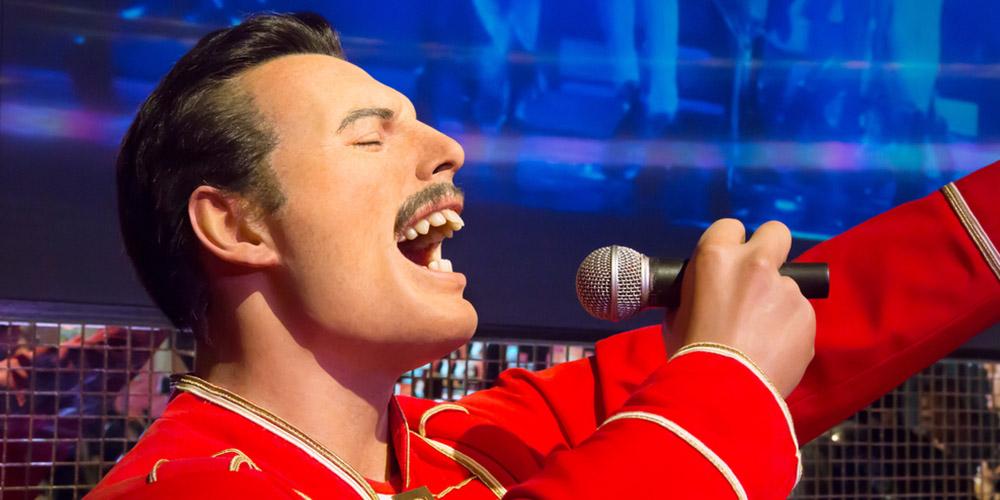 Freddie Mercury, artis pengidap HIV