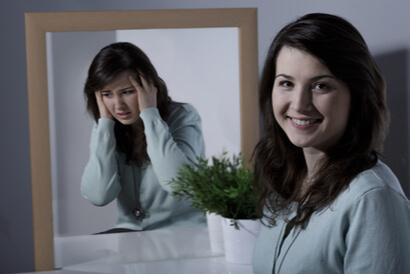 Bipolar merupakan salah satu jenis gangguan suasana hati