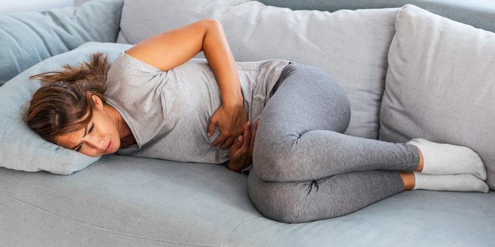Keguguran juga menyebabkan perut sakit saat hamil