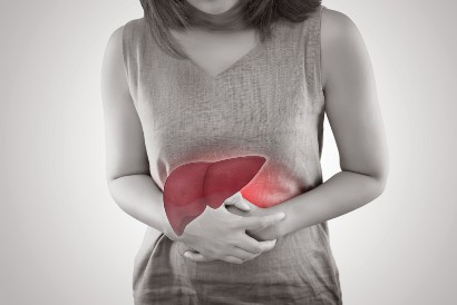 Salah satu gejala perlemakan hati adalah sakit perut