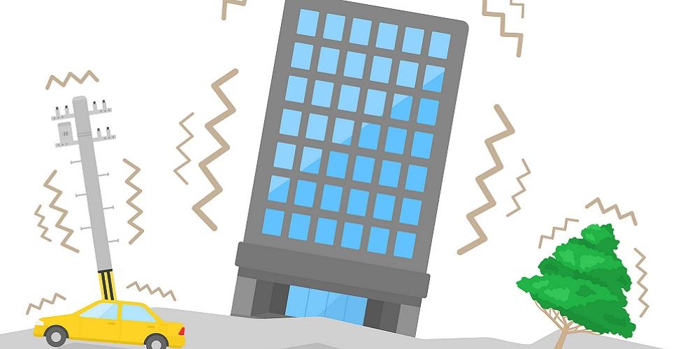 Cara menghadapi gempa bumi di gedung