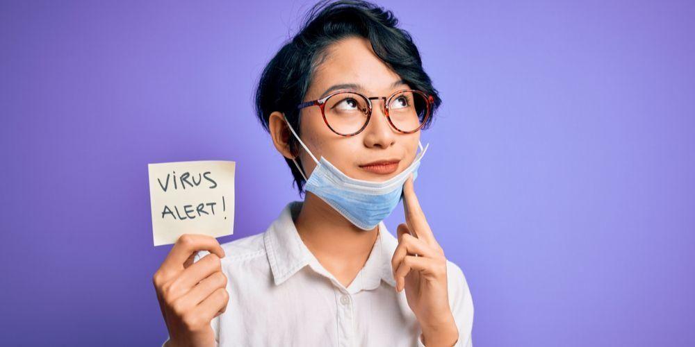 Kacamata bisa cegah virus corona hanya melibatkan responden dalam jumlah sedikit