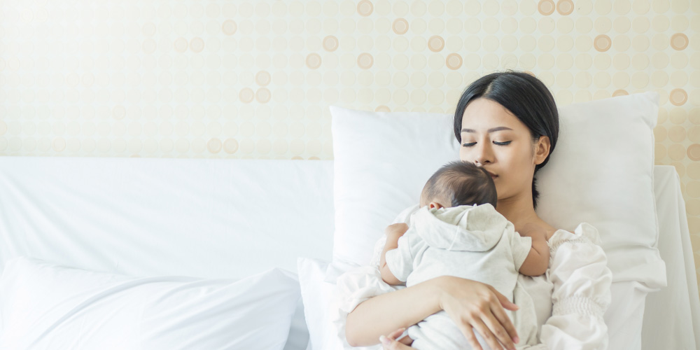 Operasi Caesar membantu menyelamatkan ibu dan bayi