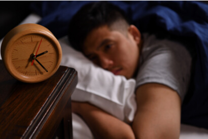 Terlalu banyak minum kopi dapat menyebabkan gangguan tidur