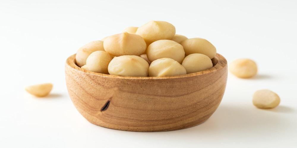 Kacang macademia sumber omega 9