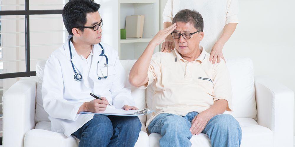 Demensia vaskuler terjadi karena masalah pembuluh darah di otak