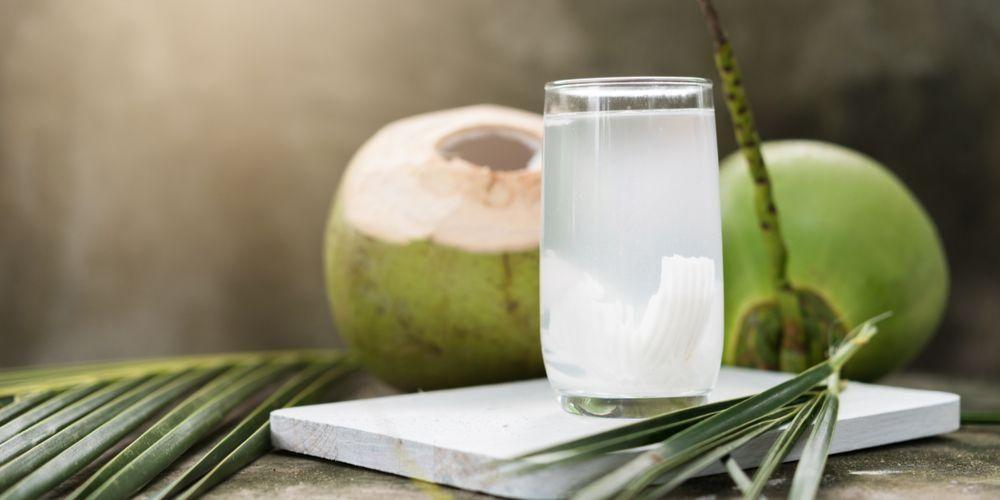 Kandungan air kelapa yang paling populer adalah mineral serta antioksidannya