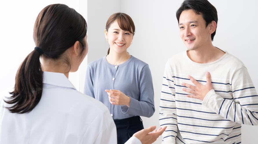 Konsultasi dokter membantu menentukan program yang paling tepat