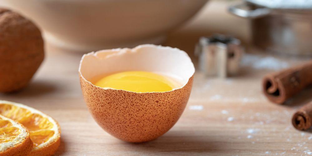Kuning telur merupakan salah satu sumber vitamin D