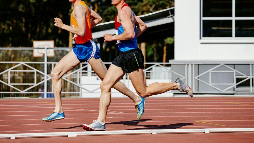 Pakaian dan sepatu khusus lari maraton perlu diperhatikan