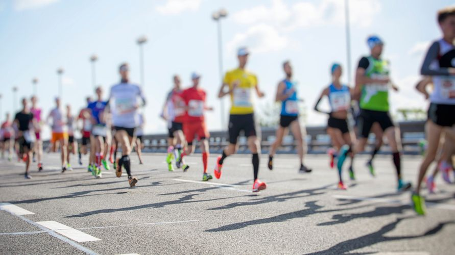 Daftar persiapan yang diperlukan untuk ikut lomba lari maraton