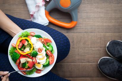 Kebutuhan untuk makan sebelum olahraga harus disesuaikan dengan tubuh masing-masing