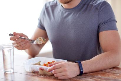 makan sebelum olahraga atau sesudahnya merupakan pilihan masing-masing orang