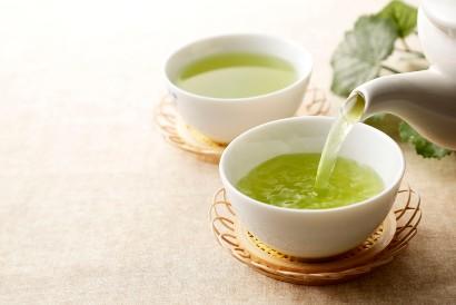 Makanan pahit seperti teh hijau mengandung antioksidan yang baik untuk tubuh