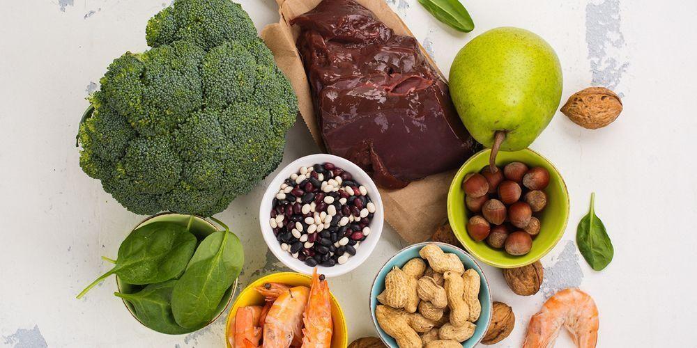 Makanan penambah darah baik dikonsumsi bersama minuman penambah darah