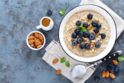 Oatmeal merupakan makanan penambah energi
