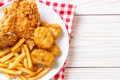 Salah satu makanan penyebab inflamasi adalah kentang goreng