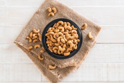 Kacang mede cocok dijadikan camilan pasca kemoterapi