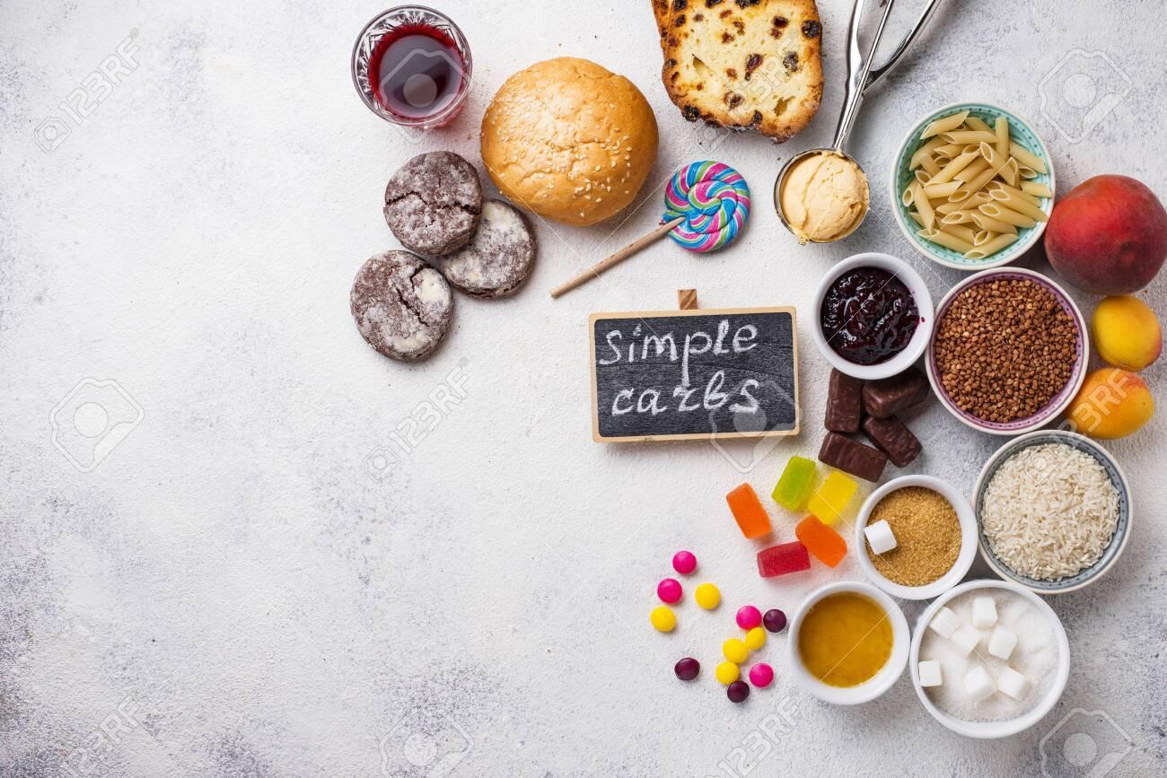 Makanan tinggi karbohidrat akan meningkatkan glukosa dan mengubahnya menjadi glikogen