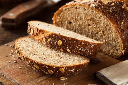 Roti gandum merupakan makanan untuk mempercepat penyembuhan TBC