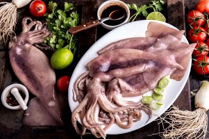 Sotong mengandung selenium yang dibutuhkan tubuh