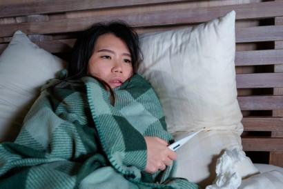 Manfaat stres adalah dapat membantu tubuh terhindari dari flu
