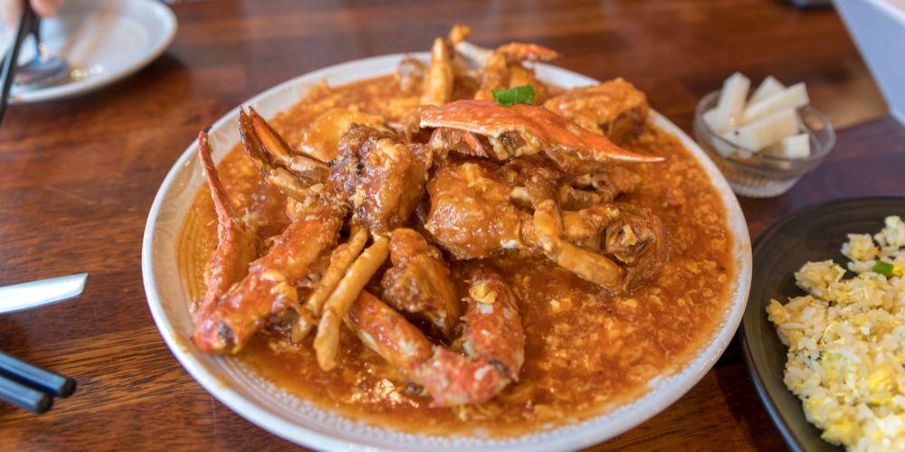 Resep chili crab praktis