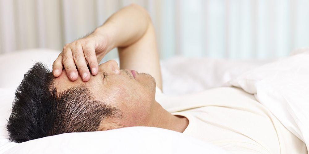 Mengonsumsi ansiolitik dapat menyebabkan kantuk