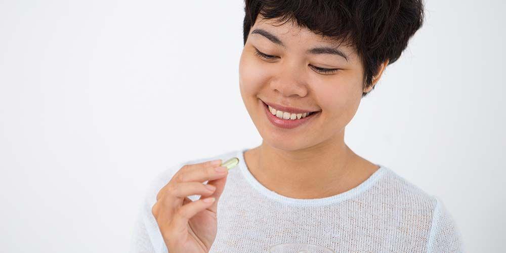 Cara mencegah perlemakan hati adalah dengan mengonsumsi vitamin E