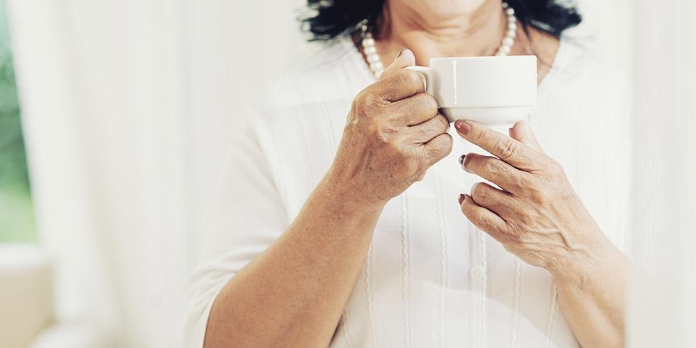 Minum teh barley dapat bantu redakan gejala menopause