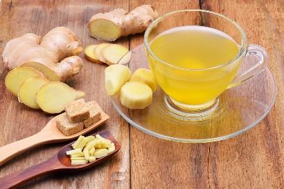 Salah satu minuman sehat untuk diet adalah teh jahe