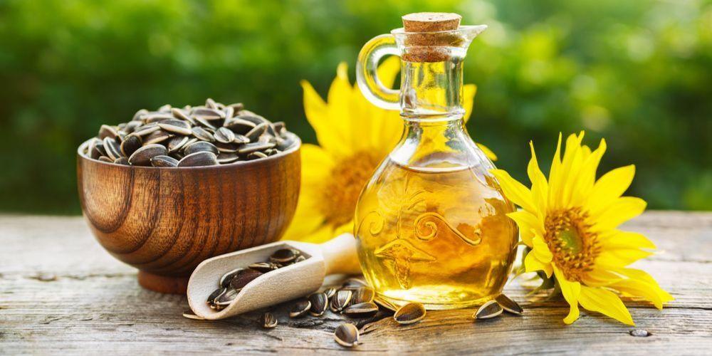 Minyak biji bunga matahari baik untuk kulit bayi juga terkandung dalam Buds Organics