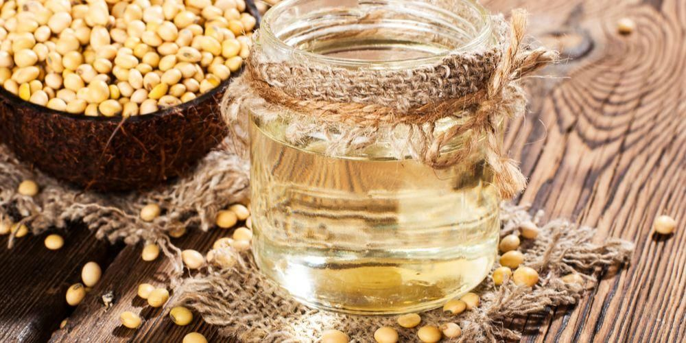 Minyak kacang kedelai sumber omega 6