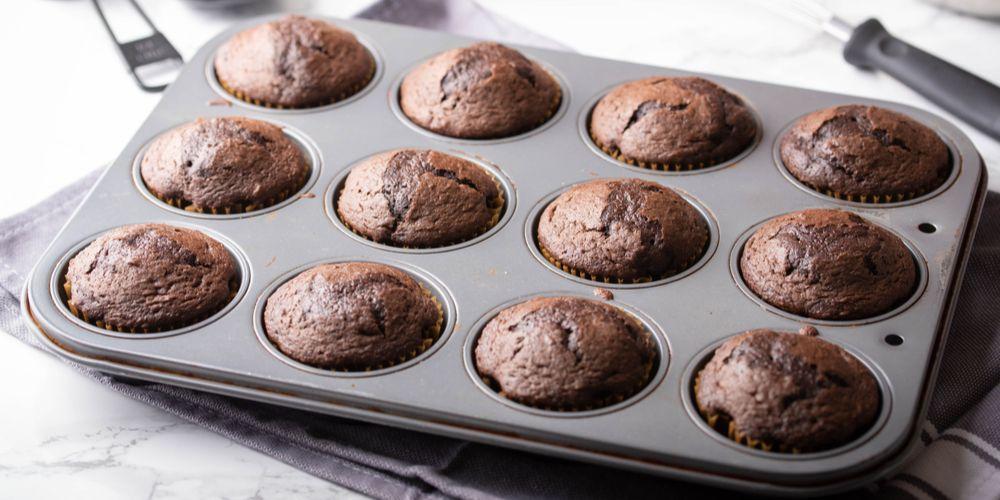 Resep muffin coklat yang mudah dan enak