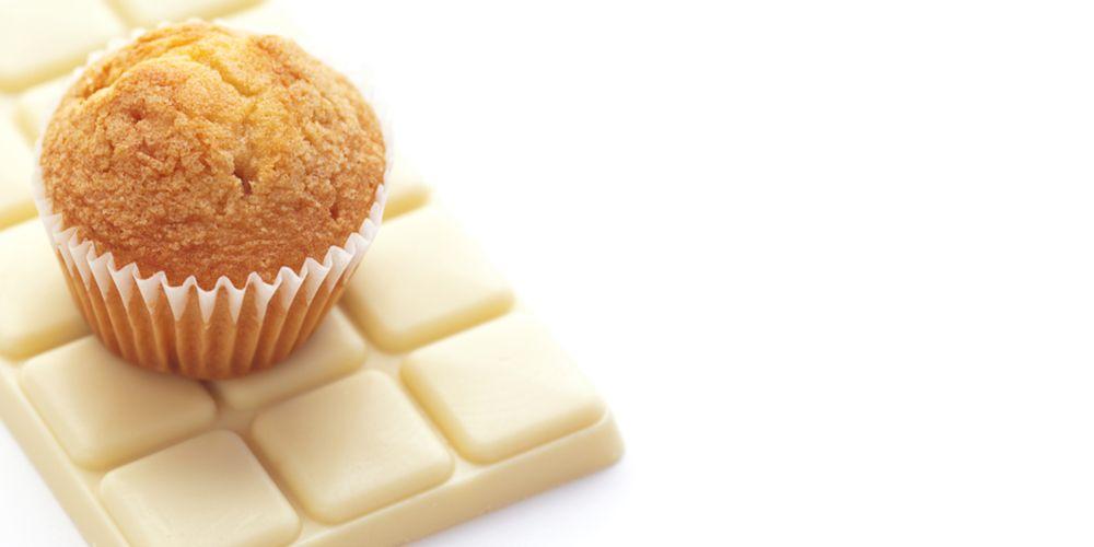 Resep muffin coklat putih
