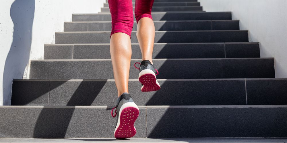 Olahraga mampu membantu menjaga berat badan ideal sebelum hamil