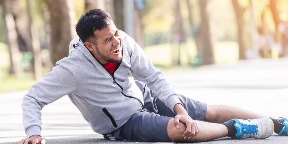 Nyeri pada lutut adalah salah satu risiko melakukan olahraga high impact